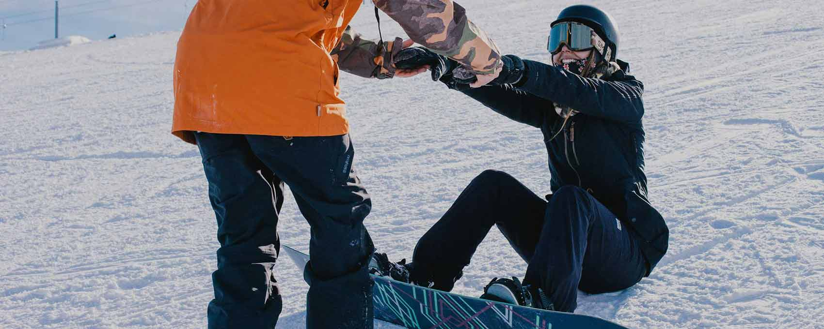 Find the best snowboard lesson in Morzine